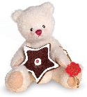 peluche-teddy Ours teddy de collection gâteau 14 cm