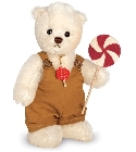 peluche-teddy Ours de collection Niklas 20 cm