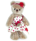 peluche-teddy Ours de collection Katarina 20 cm