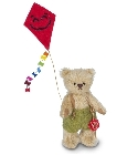 peluche-teddy Ours Teddy de collection Mabel 13 cm