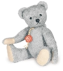 peluche-teddy Ours de collection Larry 20 cm (mohair)