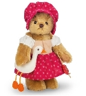 peluche-teddy Ours en peluche de collection Gardeuse d'oies