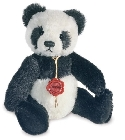 peluche-teddy Ours de collection panda 24 cm