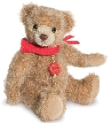 peluche-teddy Ours teddy de collection Ferdi 19 cm