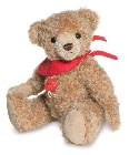 peluche-teddy Ours teddy de collection Fussel 22 cm
