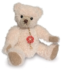 peluche-teddy Ours de collection rosé en alpaga 19 cm