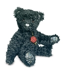 peluche-teddy Ours de collection Chrystal edition 40 cm