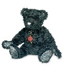 peluche-teddy Ours de collection Chrystal edition 52 cm