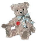 peluche-teddy Ours de collection Lasse avec grelot 42 cm