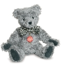 peluche-teddy Ours teddy de collection Weston 40 cm