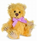 peluche-teddy Ours teddy de collection Jessica 11 cm