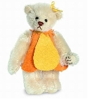 peluche-teddy Ours teddy de collection Tulipe 9 cm