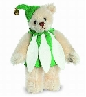 peluche-teddy Ours teddy de collection Snowdrop 9 cm