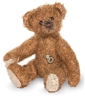 peluche-teddy Ours de collection miniature Noah 10 cm