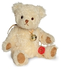 peluche-teddy Ours en peluche de collection Elli 28 cm