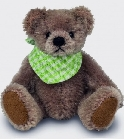 peluche-teddy Ours Teddy de collection Leevi 10 cm