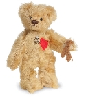peluche-teddy Ours de collection Jacob 11 cm