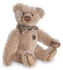 peluche-teddy Ours de collection Antique taupe 10 cm