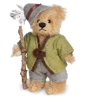 peluche-teddy Ours de collection Laurenz 10 cm