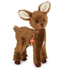 peluche-teddy Peluche de collection faon 26 cm