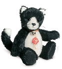 peluche-teddy Ours teddy de collection Minko 19 cm