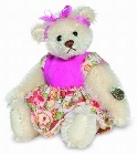peluche-teddy Ours teddy de collection Anita 9 cm