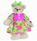 peluche-teddy Ours teddy de collection Kornelia 9 cm