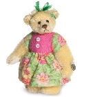 peluche-teddy Ours teddy de collection Rita 9 cm