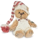 peluche-teddy Peluche Ours de collection Karlchen 9 cm