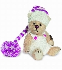 peluche-teddy Ours teddy de collection Luise 9 cm