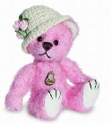 peluche-teddy Ours teddy de collection Rosabella 9 cm