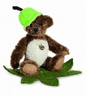 peluche-teddy Ours teddy de collection Kastanie 10 cm