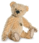 peluche-teddy Ours de collection Antique doré 10 cm