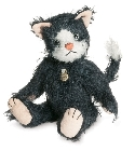 peluche-teddy Ours de collection Tomcat Mohrle 11 cm