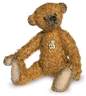 peluche-teddy Ours de collection antique marron 11 cm