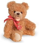 peluche-teddy Ours Teddy de collection abricot 18 cm
