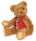 peluche-teddy Ours Teddy de collection Fred 40 cm