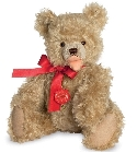 peluche-teddy Ours de collection Bear Cub Old gold 40 cm