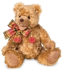 peluche-teddy Ours de collection Cub doré 36 cm