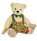 peluche-teddy Peluche Ours teddy de collection Edmund 43 cm