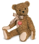 peluche-teddy Ours teddy de collection Armin 35 cm