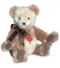 peluche-teddy Ours de collection nostalgie rosé 45 cm