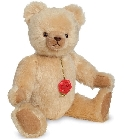 peluche-teddy Ours de collection Reinhard avec voix 40 cm