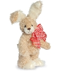 peluche-teddy Peluche de collection lapin Stuppsi 25 cm