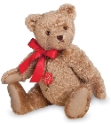 peluche-teddy Ours de collection tradition avec voix 40 cm