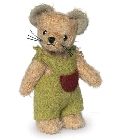 peluche-teddy Peluche de collection Mouse fils 12 cm