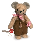 peluche-teddy Peluche de collection M. Mouse 17 cm