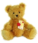 peluche-teddy Peluche Ours teddy de collection Kuschel 37 cm