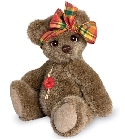 peluche-teddy Ours de collection Miss Patrizia 25 cm