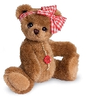 peluche-teddy Ours de collection Miss Philippa 25 cm